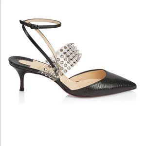 Christian Louboutin Levita heels 37/7